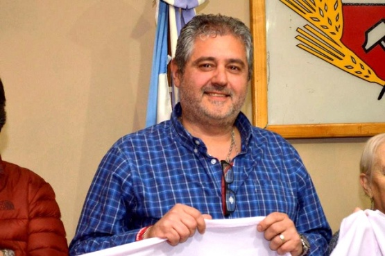 El candidato a intendente Pablo Fadul.