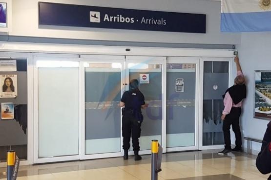 Aeropuerto de Río Grande.