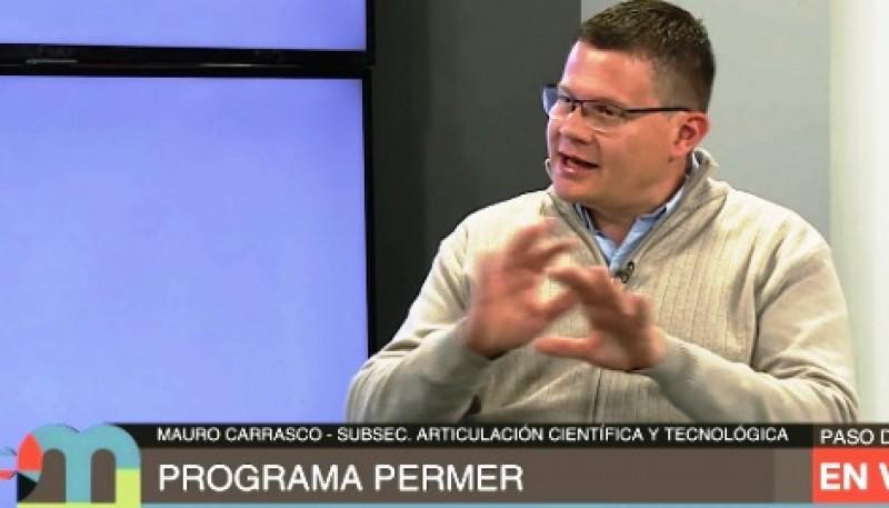 Subsecretario de Articulación Científica y Tecnológica del Chubut.