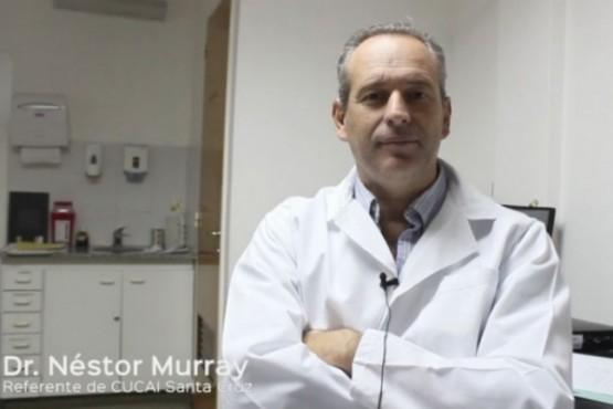 El Dr. Néstor Murray.