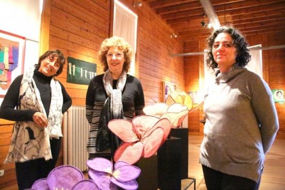 Artistas exponen en Fundacruz