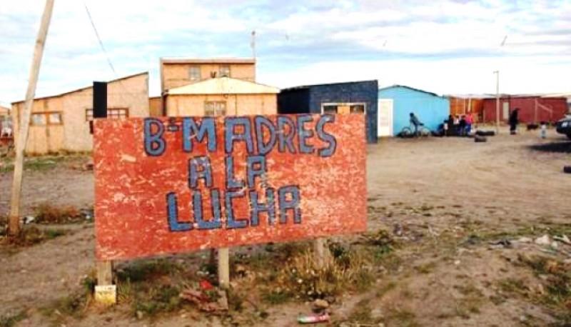 El barrio Madres a la Lucha lleva 12 años de forma irregular. (Archivo).