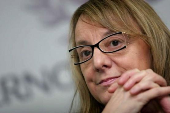 Alicia Kirchner, gobernadora de Santa Cruz.