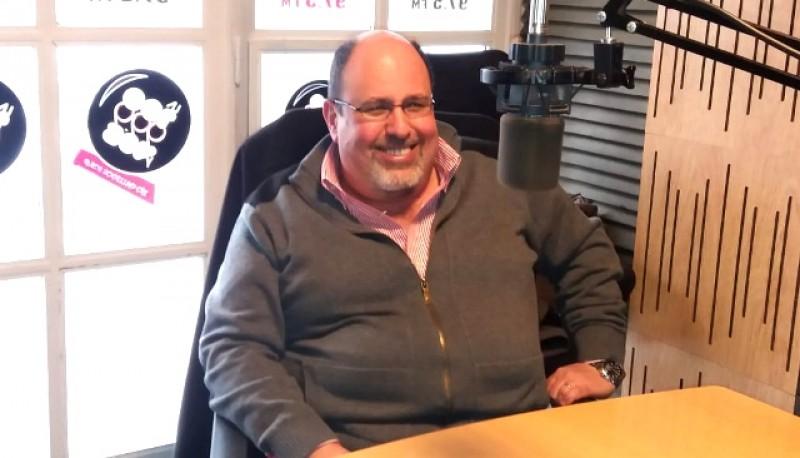 Martínez Llaneza pasó esta semana por Tiempo FM.