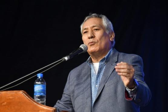 Alfredo Beliz bajó su candidatura a diputado nacional.