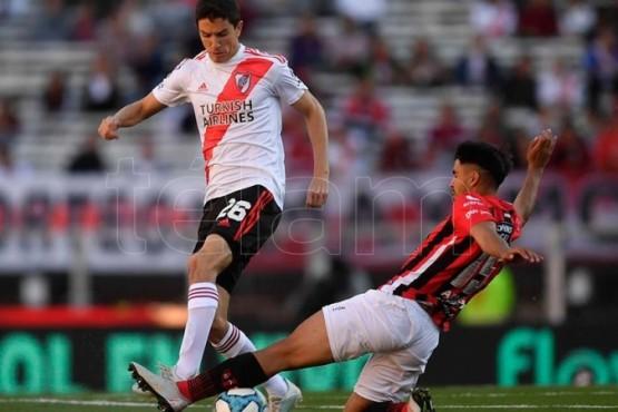 River Plate venció a Patronato en el Monumental