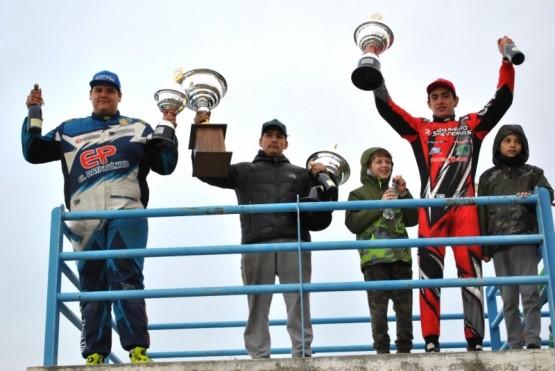 El automovilismo tuvo podios para festejar como siempre.