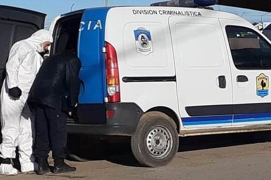 Criminalistica realizó la inspección ocular (Foto ilustrativa).