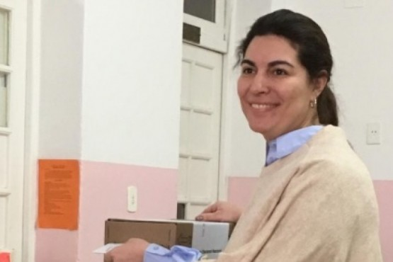 Ana Clara Romero (Foto archivo).