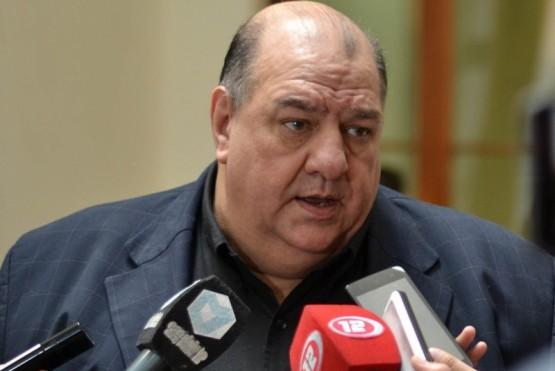 Néstor Garcia, ministro de turismo.