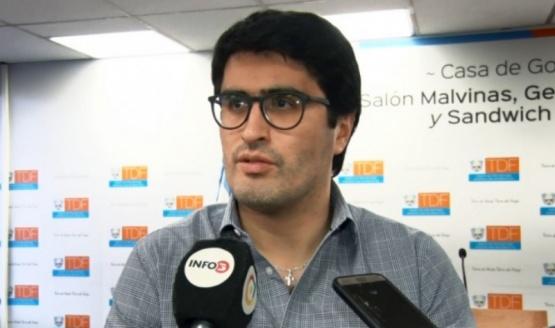 Oscar Bahamonde.