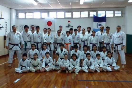 El karate tiene gran desafío por delante.