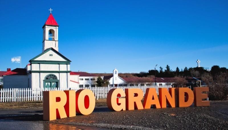 Fijate el clima en Río Grande.
