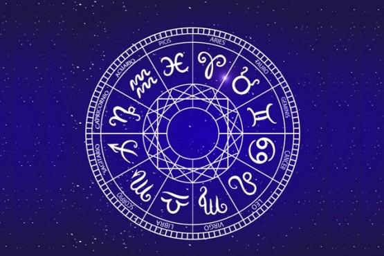Los símbolos de los signos del zodiaco.