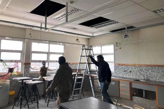 Provincia entregó un reporte a los gremios docentes.