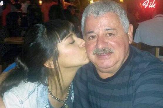 Tití Fernández junto a su hija Soledad.