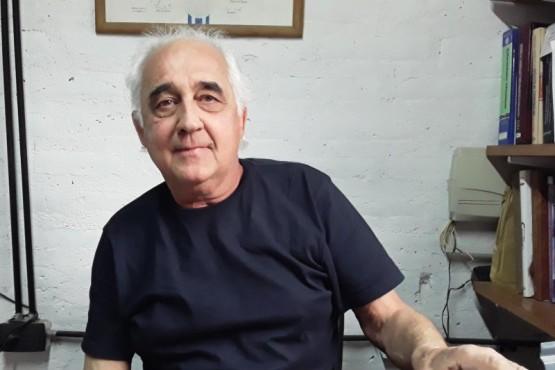 Jorge Gómez Castañón.