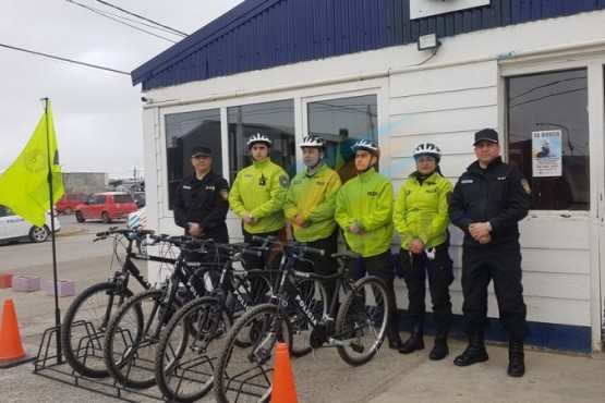 Personal policial (ActualidadTDF)