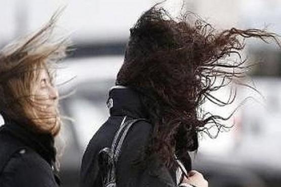 Alerta por viento en la patagonia sur