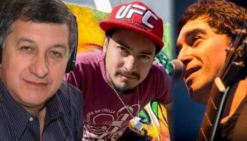 Romero, Mc Lucks y Juandi
