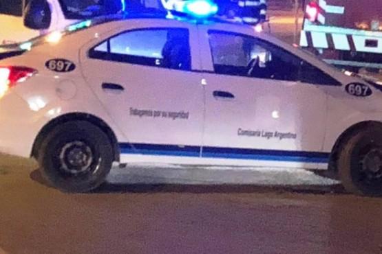 La policía de El Calafate se encuentra investigando el hecho.