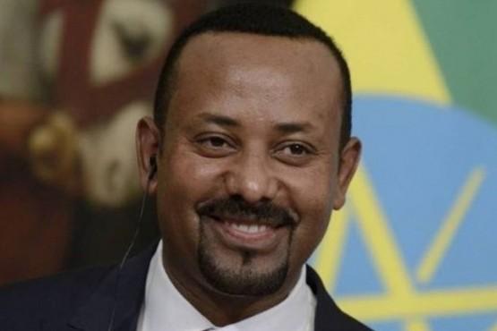 El primer ministro etíope Abiy Ahmed.