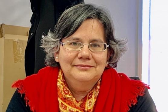 Subsecretaria de Pesca, Paola Ciccarone.