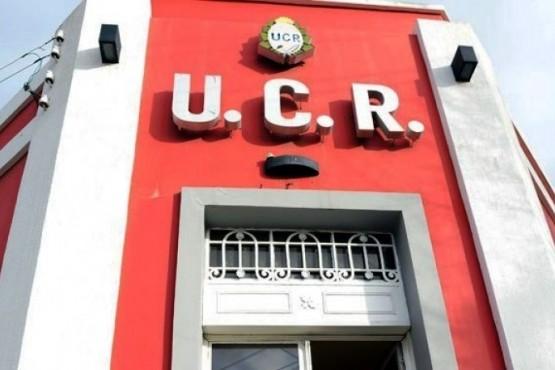 La UCR, uno de los partidos que integran el frente electoral Unidos. (Archivo).