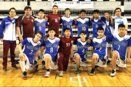 Final con medallas de plata para handball y vóley