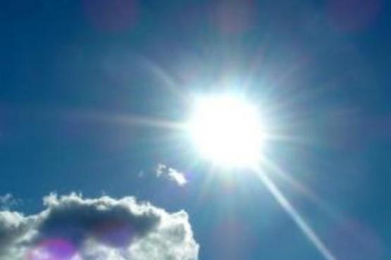 El sol se verá hoy (Foto dclm)
