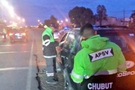 APSV realizó controles y hubo 10 casos de alcoholemia positivo