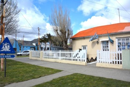 Está ubicado en Alcorta 487, Río Gallegos. (Foto: C.R.)
