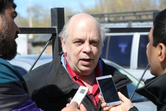 Roberto Giubetich (Foto C. Gonzalez)