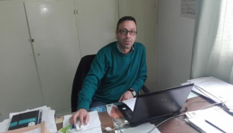 El candidato a concejal Mario Cambi.