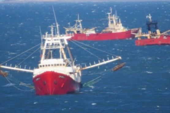 Conflicto por mal liquidación de haberes en pesquera.