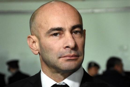 El ministro Coordinador de Chubut,Federico Massoni (Foto El Observador del Sur)