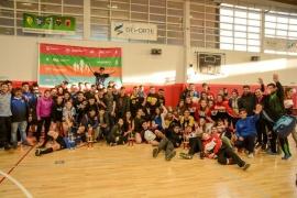 Patagonia Handball y Lucho Fernandez se llevaron el Torneo Provincial