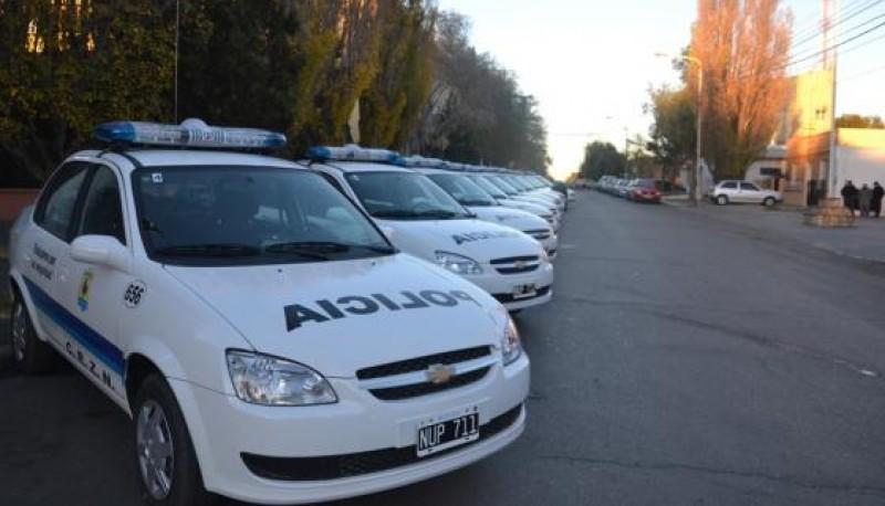 Policía de Caleta Olivia (Imagen ilustrativa)