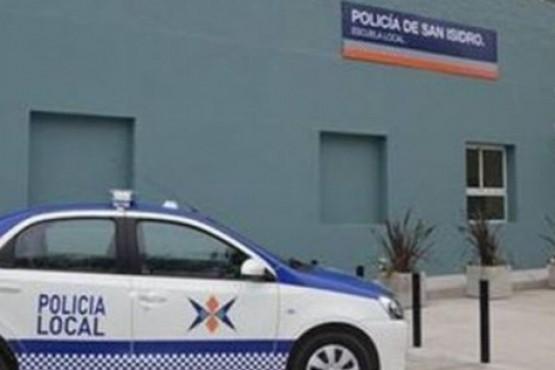 Comisaría de San Isidro.