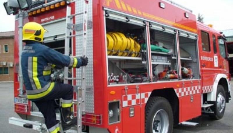 Los bomberos debieron acudir a la calle Patagonia al 900, donde una vivienda se prendía fuego (Foto ilustrativa).)