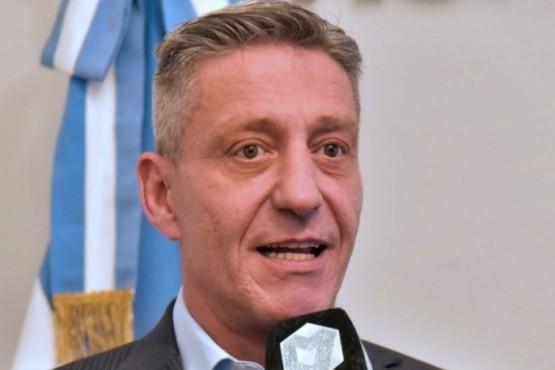 El Gobernador de Chubut, Mariano Arcioni (Foto archivo).