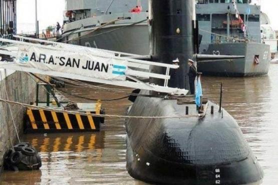 Avanza la causa del submarino undido.