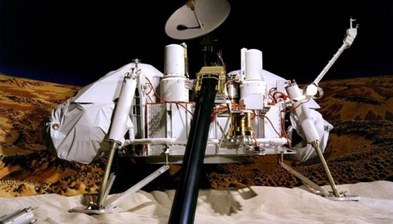 Imágenes del trabajo de la NASA.
