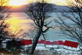Cómo está el clima del jueves en Tierra del Fuego