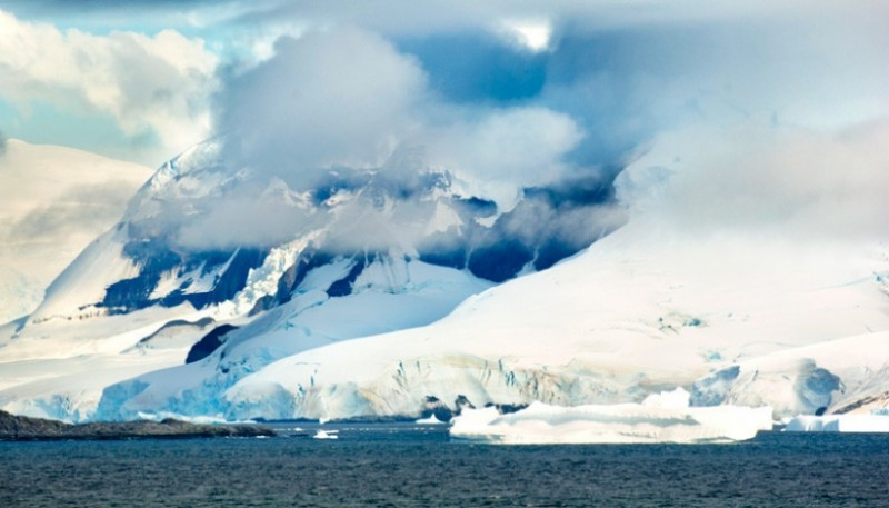 Las pruebas se realizaron en la Antártida.