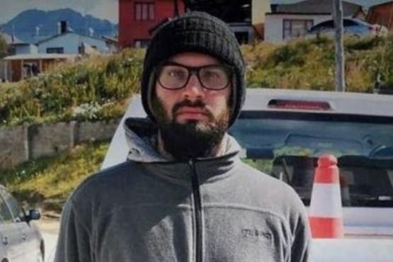 Carlos Nicolás Duarte Luna, el joven de 29 años desaparecido desde el pasado 30 de abril.