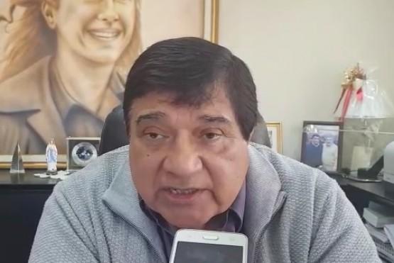 José González, dirigente justicialista.