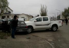 Nuevo accidente de tránsito en Estrada y Pasteur
