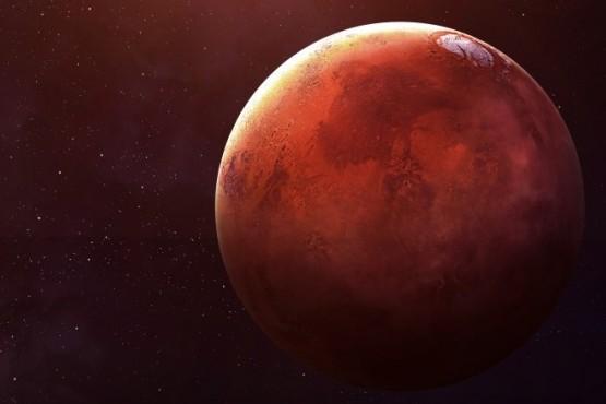 Investigaciones en el planeta rojo.