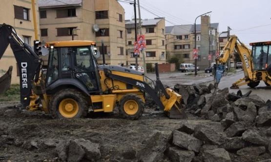 Obras realizadas en cercanías de los 400 departamentos.